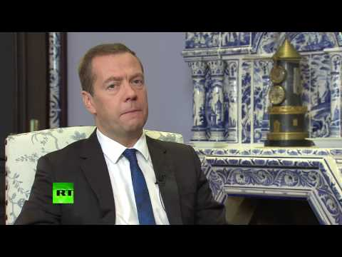 Медведев: РФ и КНР к 2020 году могут достигнуть товарооборота в $200 млрд
