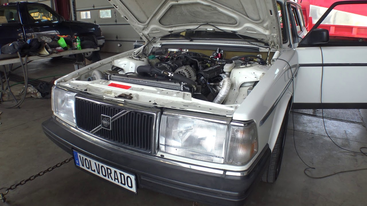 LS Swapped Volvo Wagon is a Reliable Workhorse - LS1Tech com