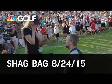 Monday Scramble: Shag Bag 8/24/15 | Golf Channel
