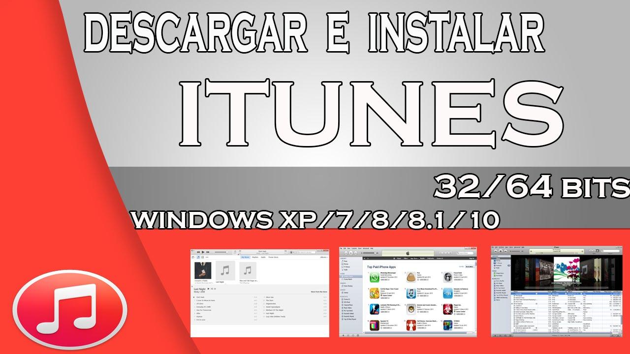 descargar itunes 12.9 para windows 7 32 bits