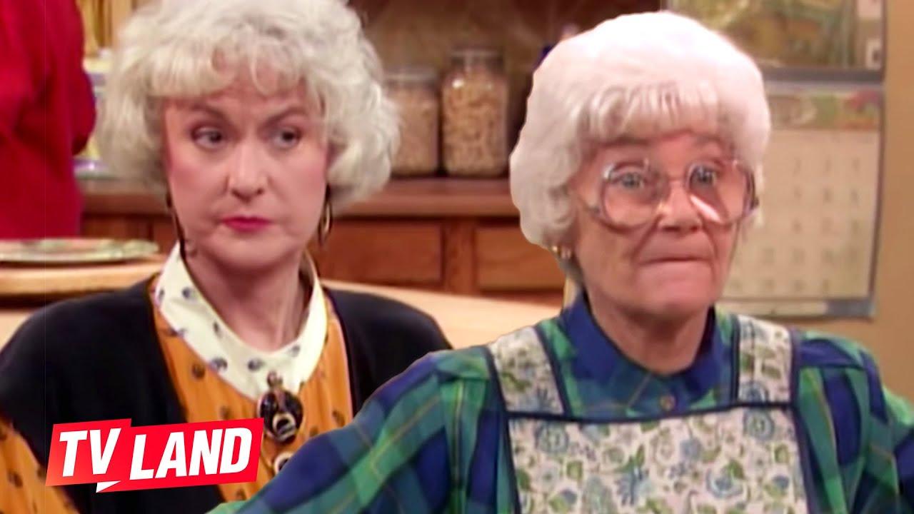Download The Best of Dorothy & Sophia (Compilation) | The Golden Girls | TV Land