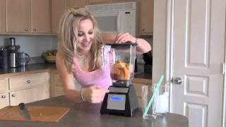 Cantaloupe Fruit Smoothie Recipe