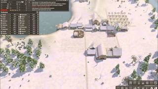 ASMR: Playing Banished (chewing gum/whispering)