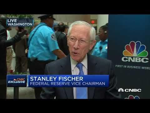 Stanley Fischer - Fed Headed Off A Great Depression In 2008 - 13 Oct 17    Gazunda