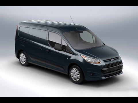 2018 Ford Transit Connect Van Specs And Review