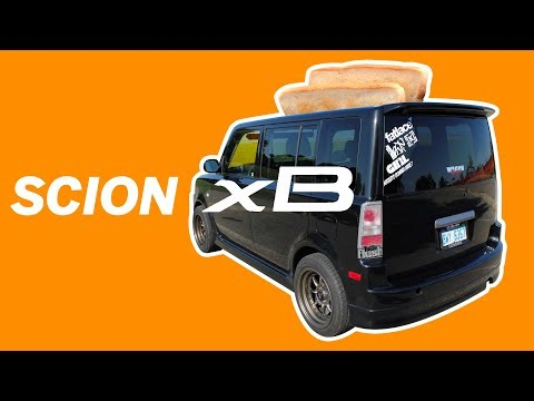 Why the Scion xB was the BEST Car that Everyone Hated ?