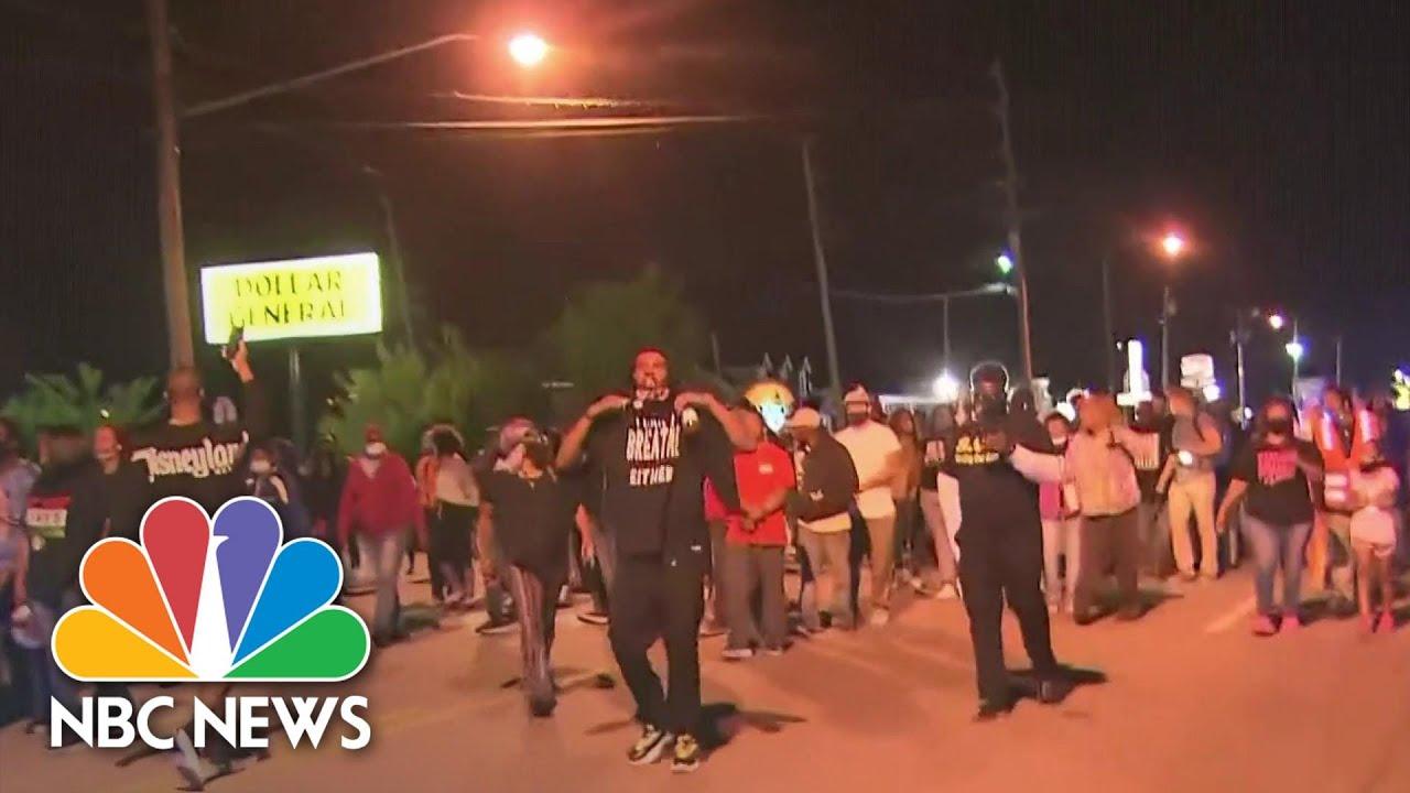 Andrew Brown Jr. police shooting: Elizabeth City declares state of ...