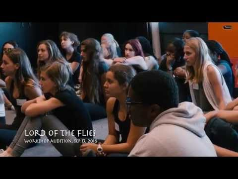 Chadwick School's Lord of the Flies Auditions