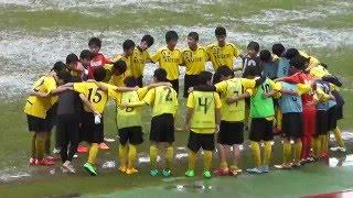 舞鶴中学校サッカー部総集編動画