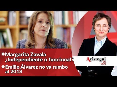 #AristeguiEnVivo 9/10: #MesaPolítica, independientes rumbo al 2018, Álvarez Icaza no va y Odebrecht