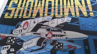 CGR Comics - ROBOTECH: THE MACROSS SAGA #24 comic book review