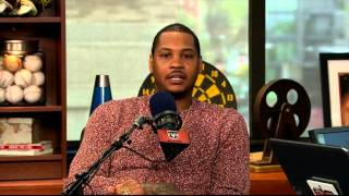 Carmelo Anthony on The Dan Patrick Show (Full Interview) 4/28/16