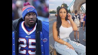 """LeSean McCoy's 2017 911 call leaks online+ Delicia Cordon is """"no longer certain"""" he was involved"""