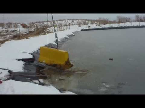 iced water pit & MI-Swaco solution