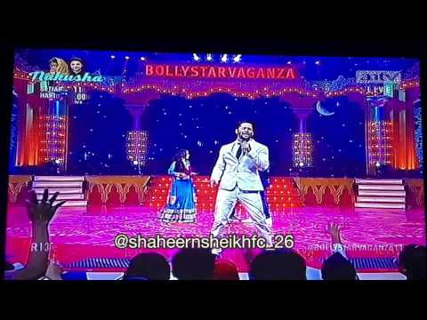 Shaheer Sheikh Performing On Tum Hi Ho