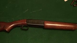 Winchester Model 37 Shotgun 12 Gauge
