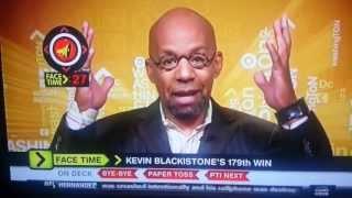 ESPN Kevin Blackistone gives Lebron James bald head care advice
