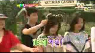 Jiyeon with leading boys 2 (cuts)
