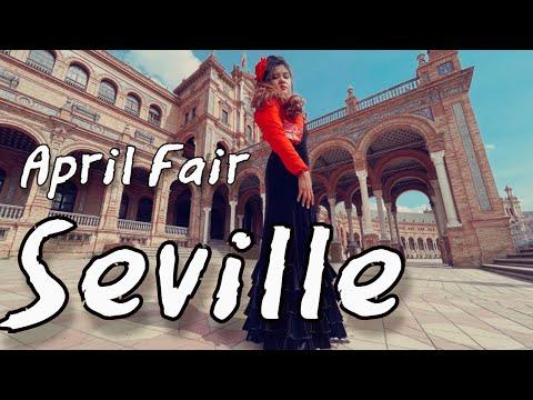 Spanish APRIL FAIR, 💃  [ Feria de abril en Sevilla, SEVILLE SPAIN ] 💃