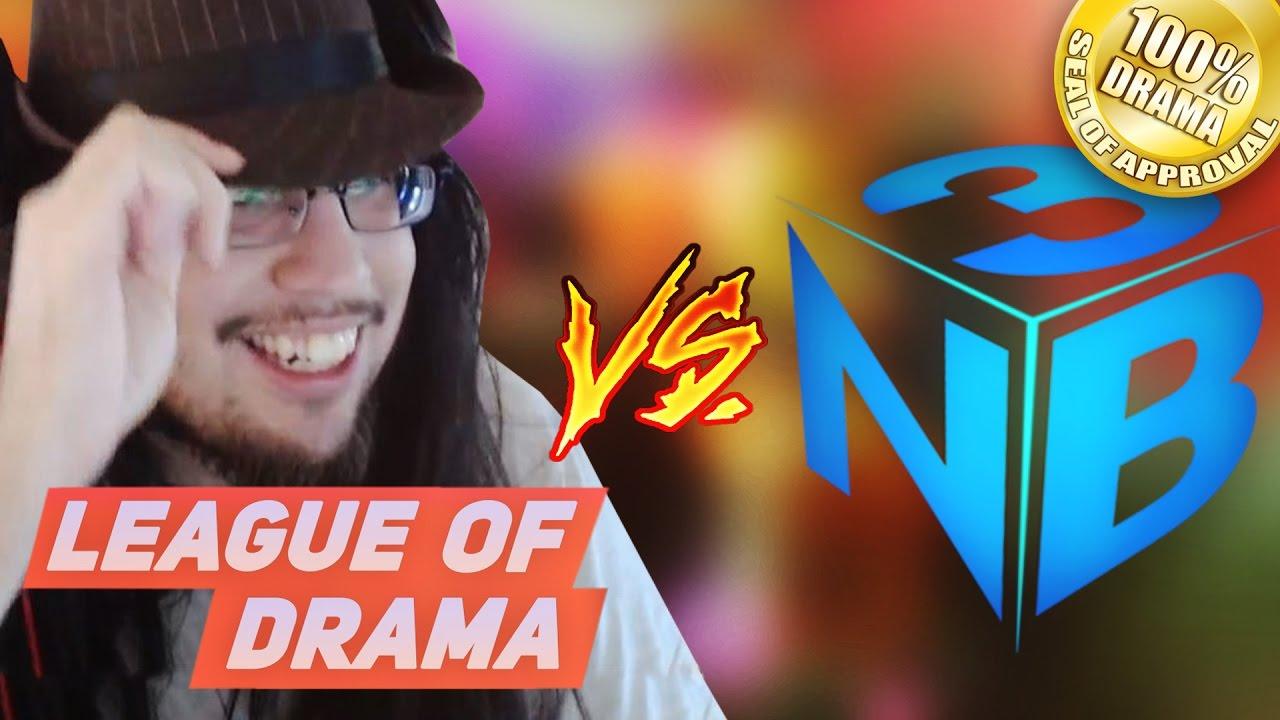 The Nightblue3 vs Imaqtpie DRAMA - New Anti-Feeding system - Meteos drunk  stream feeding & More!