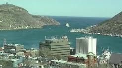 Webcam of Downtown St. John's