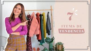 7 prendas en tendencia ⚡️ - Tana Rendón