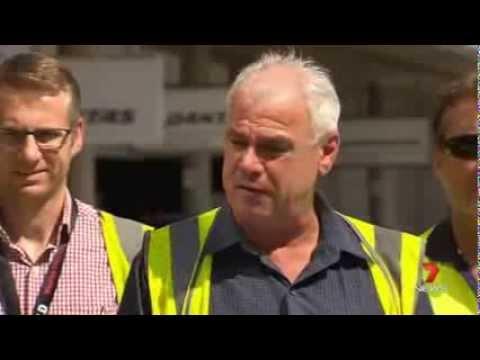 CH7: Qantas Job Cut in Queensland