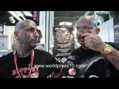 Barcelona Tattoo Expo 2016