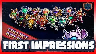 Galak Z Variant S Review & First Impressions | Gameplay Recap First 20 Minutes