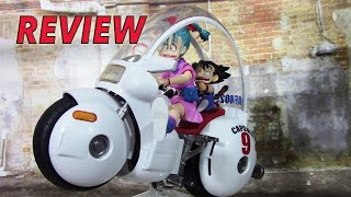 SH Figuarts Capsule 9 (Bulma's Motorcycle) Review!!