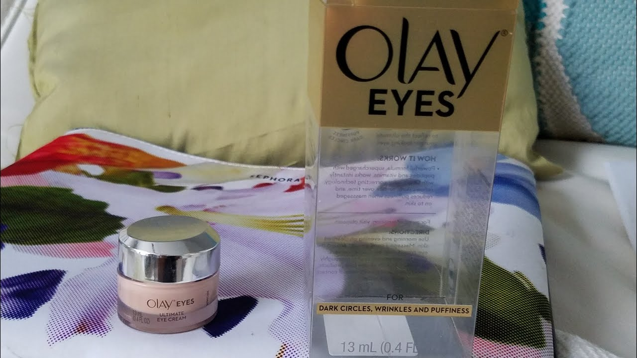 Does Olay Really Make The Best Eye Cream Allure Best Of Beauty