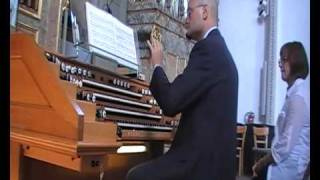 J.S. Bach - Prelude and fugue c minor BWV 546