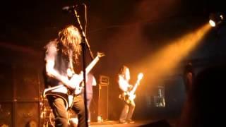 "DEATH ANGEL- ""Succubus"" Live 10/26/2013 OKC"