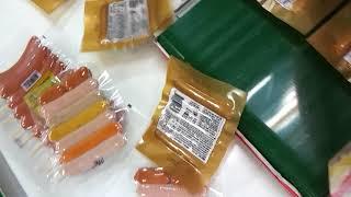 자동열성형진공포장기(코마스)_Sausage Packag…