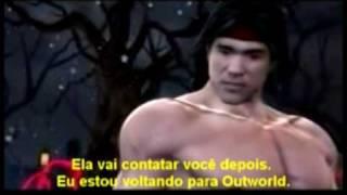 Mortal Kombat Vs DC Universe Story Mode - MK Chapter 1: Liu Kang (Legendado)