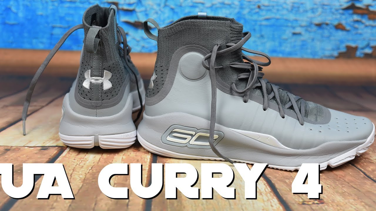 fda52008169 Under Armour Curry 4 - More Buckets - Performance Review - YouTube