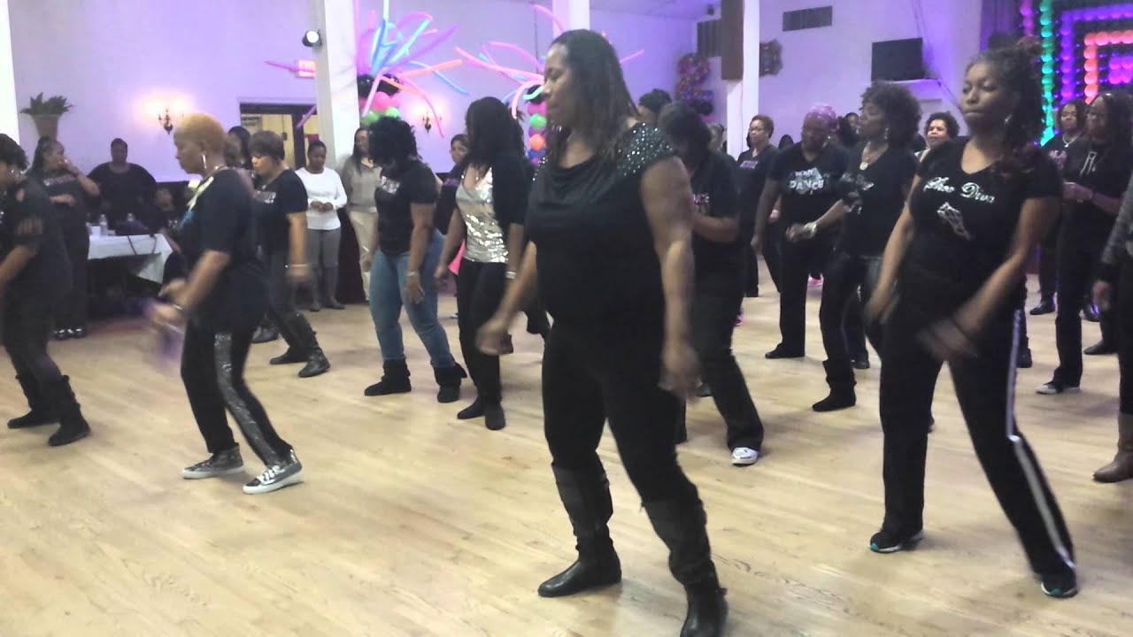 Party Up Line Dance