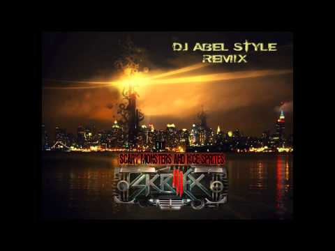 Trance Remix Skrillex  Scary Monsters and Nice Sprites Dj AbeL Style Remix