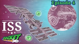 ISS, Rocket Science Show | Angry Birds Space
