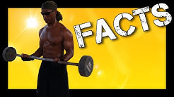 Did You know? I Fun Fitness Facts + Tips and Statistics