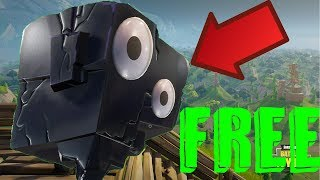 Lil' Kevin Backpack Unlock! | How to Get Your Little Kevin for Free | Fortnite Lil Kev Mission