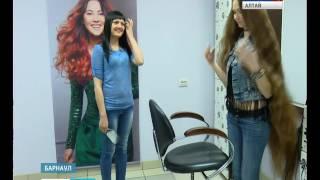 Барнаульская «Рапунцель» Дарья Губанова: «Я распускаю волосы и люди улыбаются»