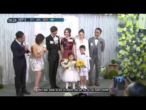 "[Vietsub] Twins pv họp báo radio HongKong "" Married "" 5/9/2016"