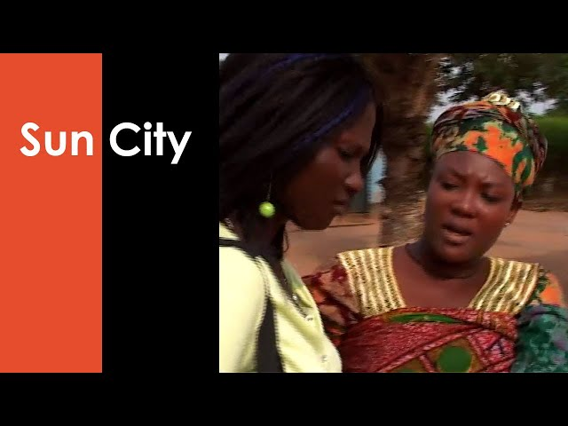 Sun City - The Martin & Adjeley Issue 2 | TV SERIES GHANA