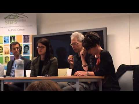 Climate change, fuel poverty and social justice: Brighton, 20 May 2013
