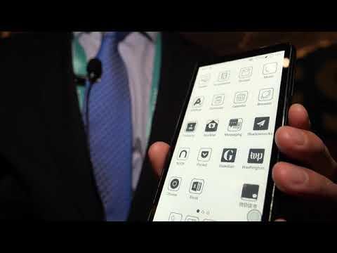 BOOX E Ink Smartphone