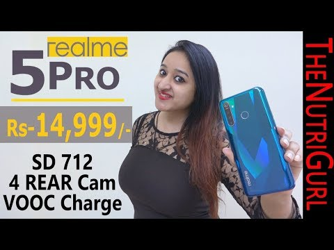 Realme 5 Pro - Unboxing & Overview In HINDI(INDIAN UNIT)