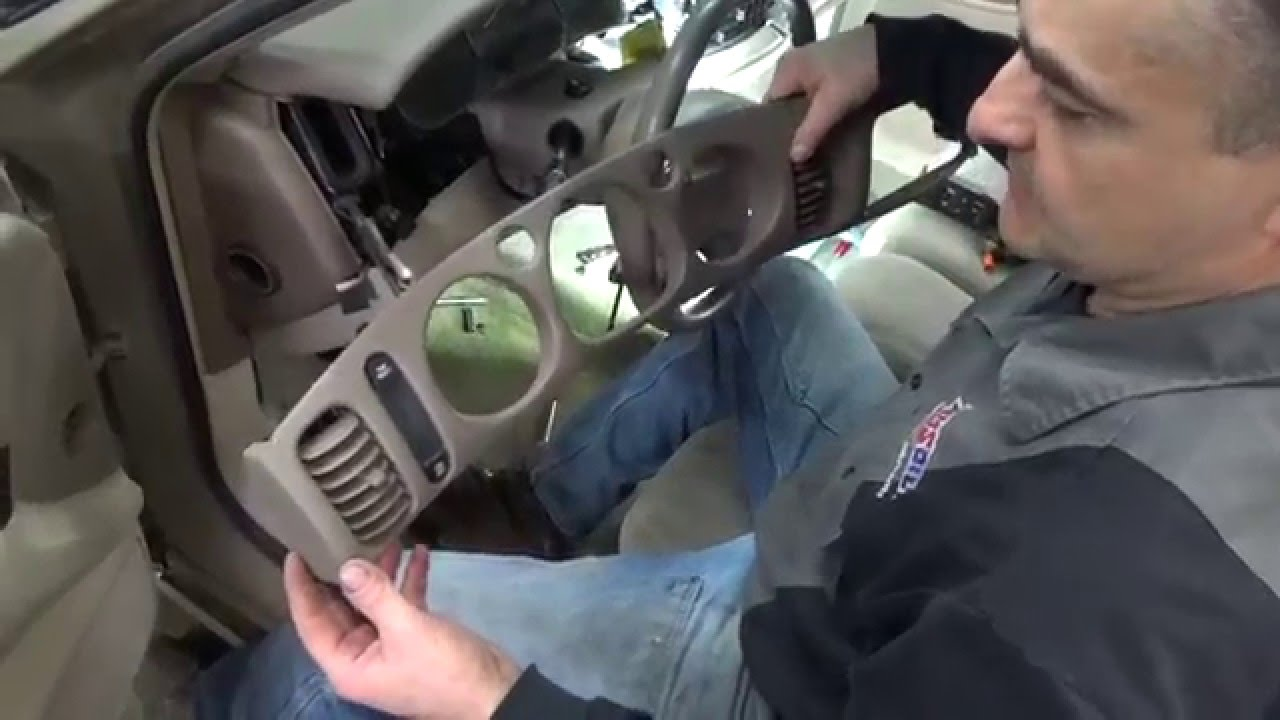 Dimmer Switch Replacement Youtube 2000 Buick Lesabre Dim Wiring Diagram