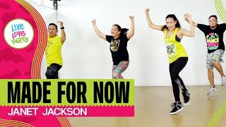 Made For Now by Janet Jackson | Live Love Party™ | Zumba® | Dance Fitness