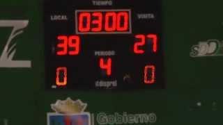 Representante  de Tarija de la disciplina de baloncesto en los Juegos Plurinacionales